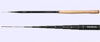 Medium Light Tenkara rod Enshou-LT33S-F_S