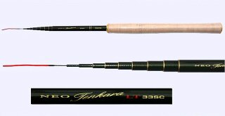 Medium Light Action Tenkara rod Neo-LT33SC
