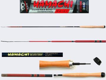 3.6m Medium Light Tenkara rod