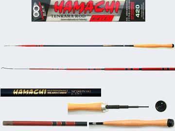 4.2m Medium-Light Tenkara rod