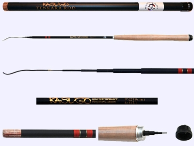 2.7m Light Action Tenkara rod KASUGO-2706