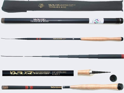 4.5m Light Action Tenkara rod KASUGO-4509