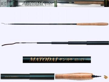 4.5m Medium Light Tenkara rod MATODAI-40-4506