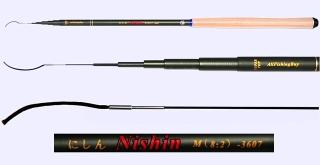 3.6m Medium Action Tenkara rod