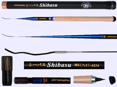 4.2m Medium Light Action Tenkara rod