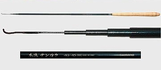 4.5m Medium Action Tenkara rod
