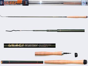Tenkara Rod UNAGI-3604