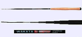 Tenkara rod WAKATA-3307 Light Action