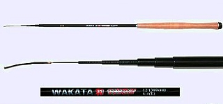Tenkara rod WAKATA-3607 Light Action