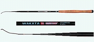 Tenkara rod WAKATA-3908 Light Action