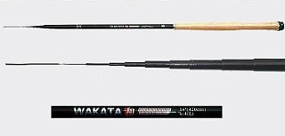 Tenkara rod WAKATA-4209 Light Action